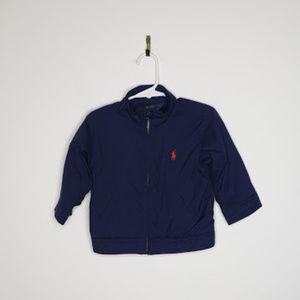 Polo by Ralph Lauren Fleece-Lined Windbreaker